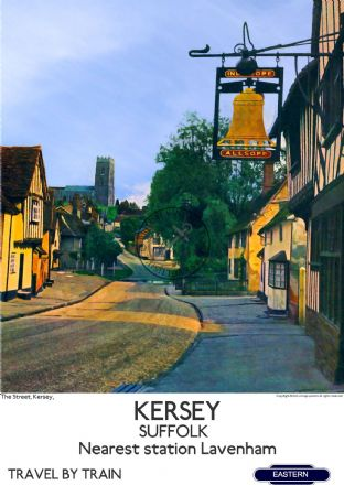 Kersey Suffolk